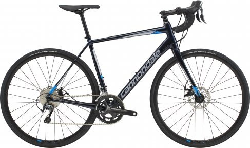 """Велосипед 28"""" Cannondale Synapse Disc Tiagra 2019 MDN"""