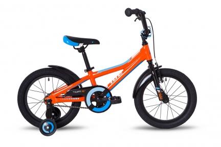"""Велосипед Pride Tiger 16"""" оранжевый 2018"""