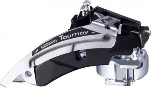 Переключатель передний Shimano FD-TX50 Tourney унив.тяга 31,8 (28,6) OEM