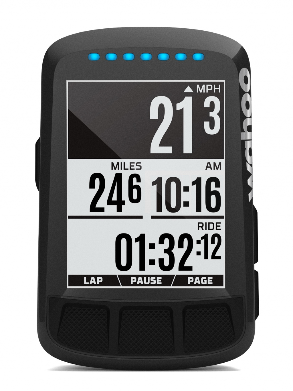 Велокомпьютер Wahoo ELEMNT Bolt GPS Stealth Edition