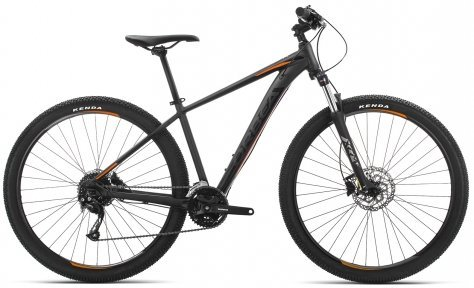 "Велосипед 29"" Orbea MX 40 2019 Black - Orange"