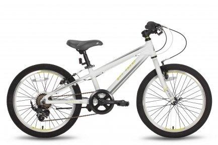 Велосипед PRIDE JOHNNY 2016 бело-зеленый матовый