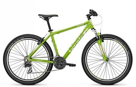 Велосипед Focus Raven Rookie 26 2014 green
