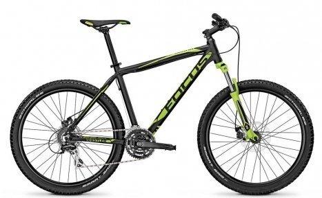 Велосипед Focus Whistler 2.0 26 2014 black-green