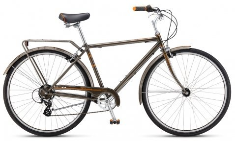 Велосипед Schwinn Coffee 2 2015 olive green