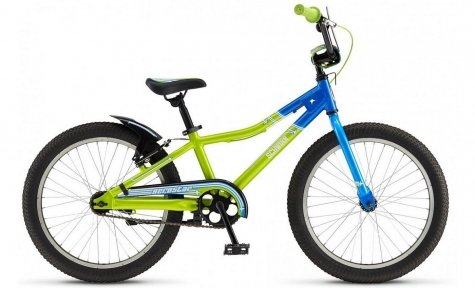 Велосипед Schwinn AEROSTAR 2016 LIME/BLUE