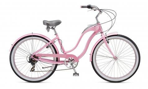 Велосипед Schwinn HOLLYWOOD 2016 pink
