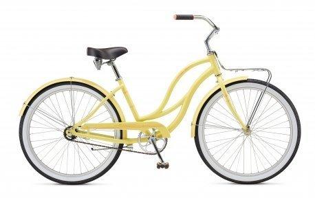 Велосипед Schwinn SLIK CHIK 2016 yellow