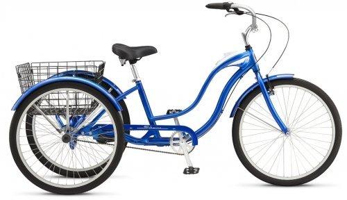 Велосипед Schwinn TOWN & COUNTRY 2016 BLUE