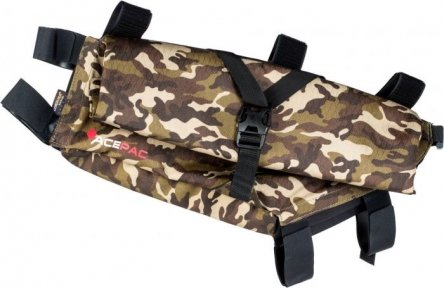 Сумка на раму Acepac ROLL FRAME BAG L, камуфляжная