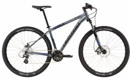 Велосипед Cannondale TRAIL 7 29 2016 grey