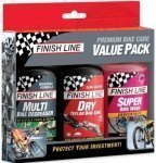 Набор Finish Line Premium Bike Care Value Pack - Dry