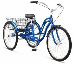 Велосипед Schwinn TOWN & COUNTRY 2017 BLUE