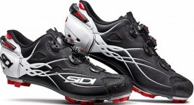 Велотуфли Sidi Tiger Carbon SRS Matt Black/White