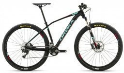 Велосипед Orbea ALMA 29 H30 Black-blue-red 2017