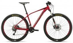 Велосипед Orbea ALMA 29 H50 Red-black 2017