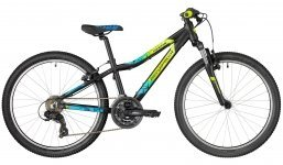 Велосипед Bergamont Revox 24 Boy black/blue/lime 2018