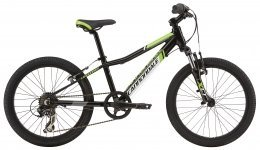 Велосипед CANNONDALE KIDS 20 TRAIL 2017 black
