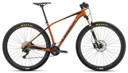 Велосипед Orbea ALMA 29 H30 orange / black 2018
