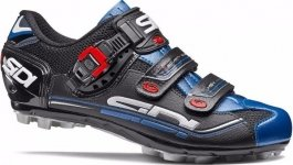 Велотуфли Sidi Eagle 7 Black/Black/Blue
