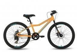 Велосипед PRIDE PILOT 7sp 2016 оранжевый матовый