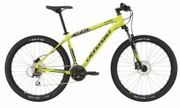 Велосипед Cannondale TRAIL 6 27.5 2016 yellow