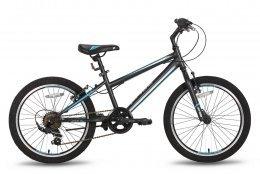 Велосипед PRIDE JACK 6 2016 черно-серый матовый