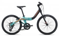 Велосипед Orbea GROW 2 7V Black-Jade-Green 2017