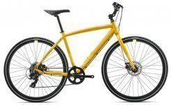 Велосипед Orbea CARPE 40 Yellow 2018