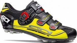 Велотуфли Sidi Eagle 7 Black/Yellow/Black