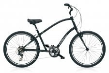 Велосипед ELECTRA Townie Original 21D Men's black satin