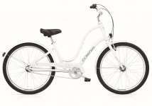 Велосипед ELECTRA Townie Original 3i Ladie white