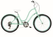 Велосипед ELECTRA Townie Original 21D Ladie wintermint