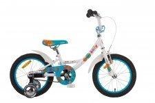 Велосипед PRIDE KELLY 2014 бело-синий