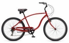 Велосипед Schwinn Corvette 2015 dark red