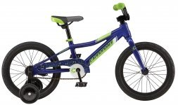 Велосипед CANNONDALE KIDS 16 2017 blue