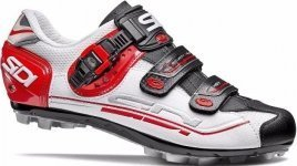 Велотуфли Sidi Eagle 7 White/Black/Red