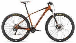 Велосипед Orbea ALMA 29 H50 orange / black 2018