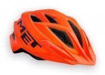 Шлем MET CrackerJack (52-57 cm) Orange matt