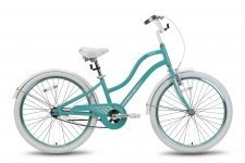 Велосипед PRIDE SOPHIE 2016 бирюзовый