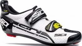 Велотуфли Sidi T4 Air Carbon Composite White/Black