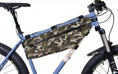 Сумка на раму Acepac ZIP FRAME BAG L, камуфляжная