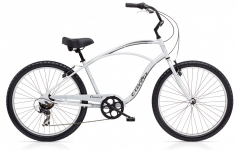 "Велосипед 26"" ELECTRA Cruiser 7D Men's Silver"