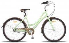 Велосипед PRIDE CLASSIC 2016 зелено-коричневый матовый