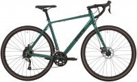 "Велосипед 28"" Pride RoCX 8.2 (2020) green/black"