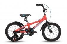 Велосипед PRIDE ARTHUR 2016 красно-синий матовый