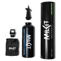 Насос-бустер milKit Tubeless Booster + Bottle (750 ml)