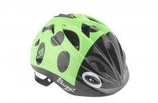 Шлем детский Buggie зелёный жук, размер  XS/S