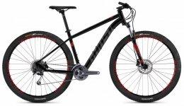 "Велосипед 29"" Ghost Kato 5.9 night black / titanium gray / riot red"