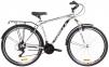 """Велосипед 28"""" Formula MAGNUM 2019 серо-черный с оранжевым, с багажником и крылом"""
